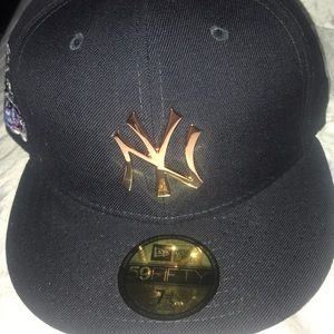 Yankee 59/50 fitted Cap